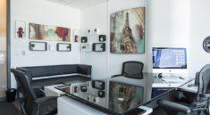 oczyszczacz powietrza do biura Sharp KC-D60EUW